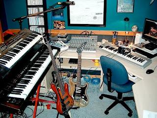 Pleasing Home Recording Studio Equipment Music Studio Equipment Music Largest Home Design Picture Inspirations Pitcheantrous