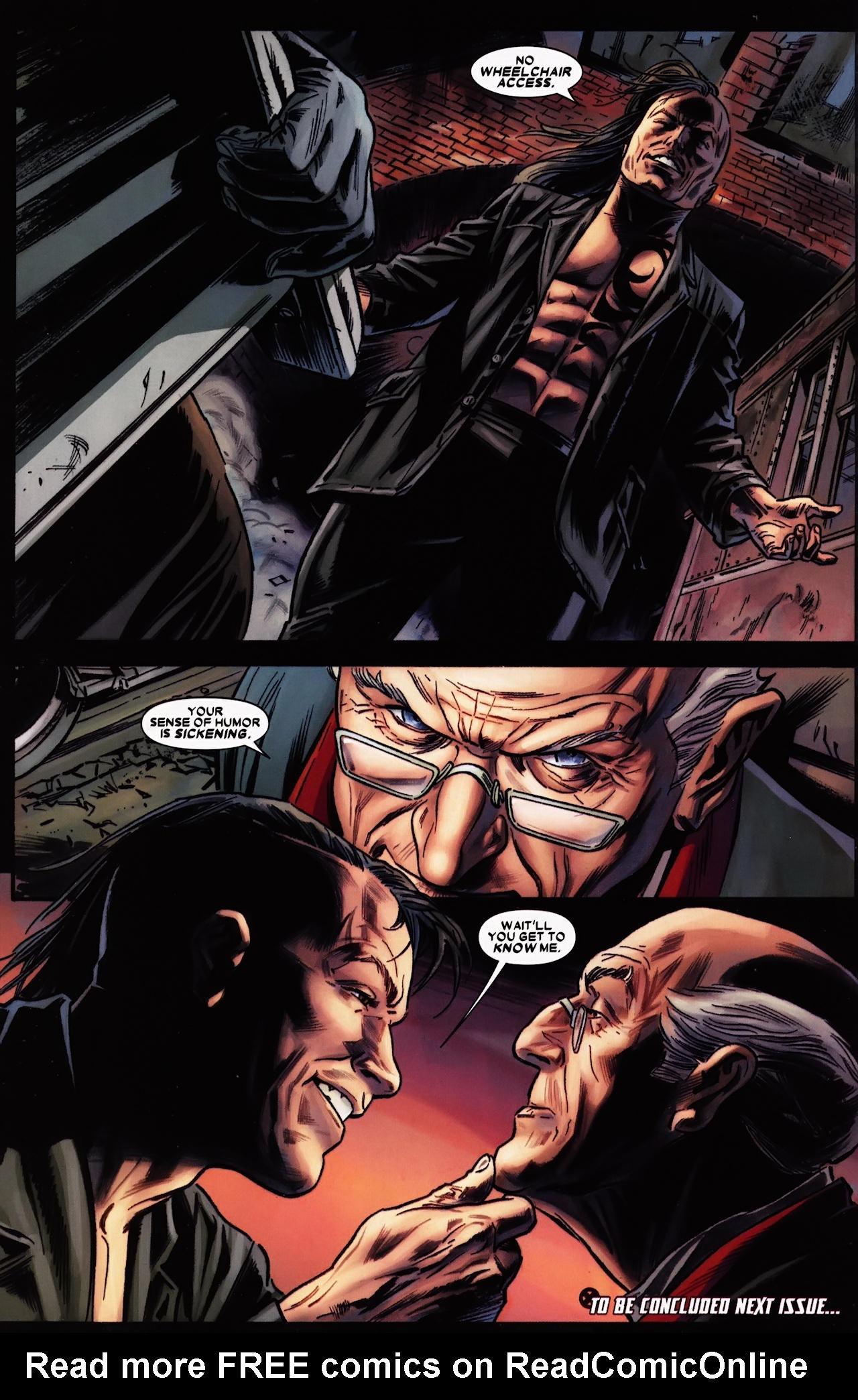 Read online Wolverine: Origins comic -  Issue #35 - 23