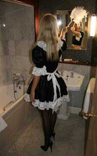 forced to be a sissy captions