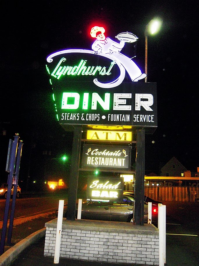 The Podanys Welcome To Our World Lyndhurst Diner