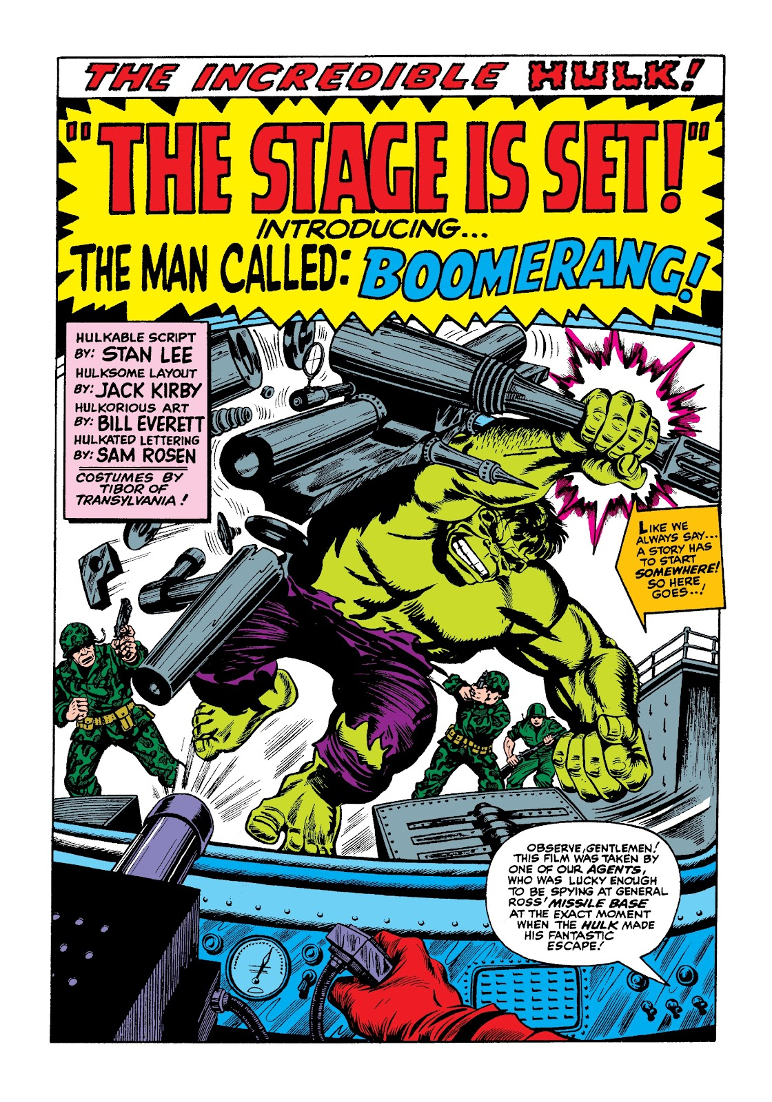 Read online Marvel Masterworks: The Incredible Hulk comic -  Issue # TPB 3 (Part 1) - 19