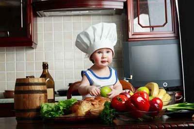 Zwischenmahlzeit Baby