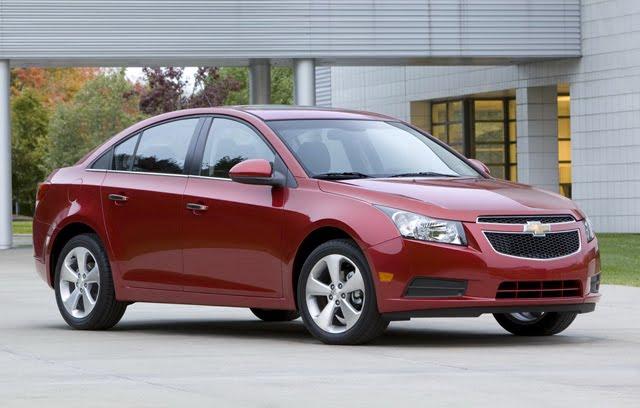 8255fcdaa6a GM confirma Chevrolet Cruze nos EUA em 2011.