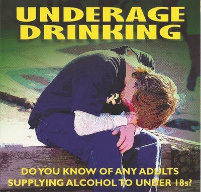 Drinking 2010 Underage November Drinking Underage