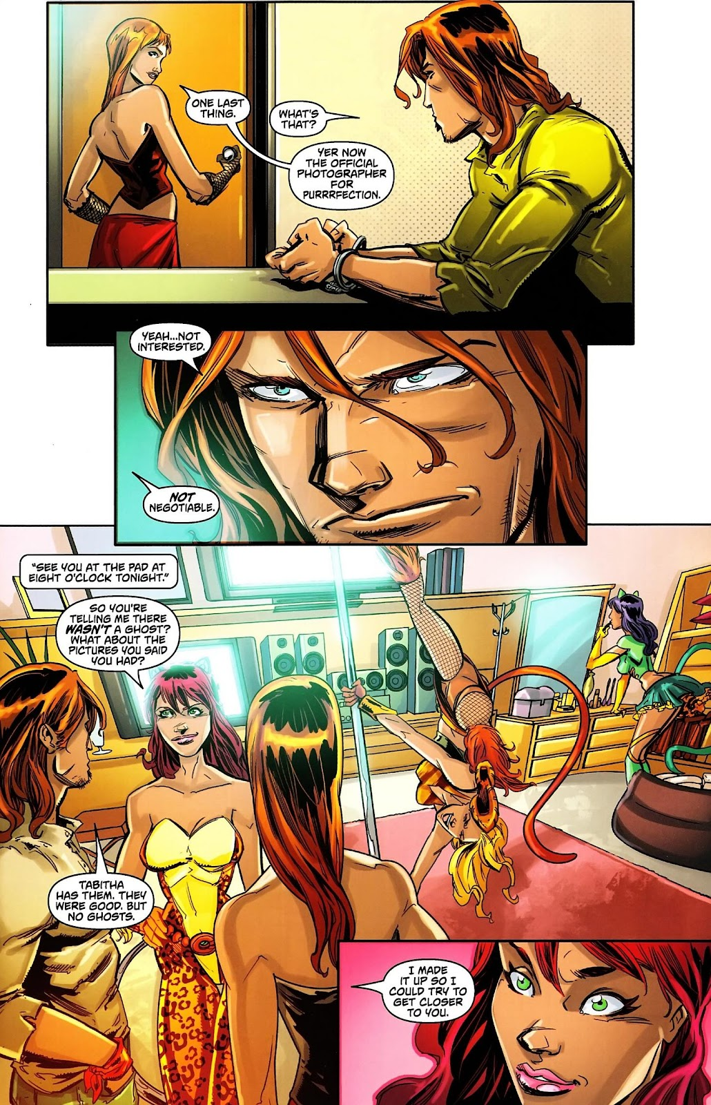 Read online Critter (2012) comic -  Issue #3 - 7