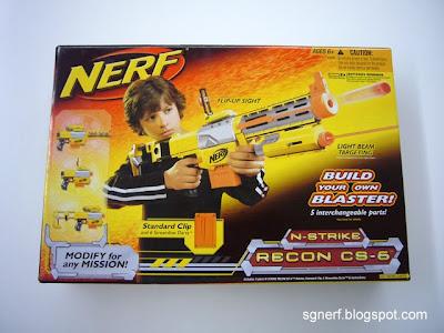 Nerf recon box