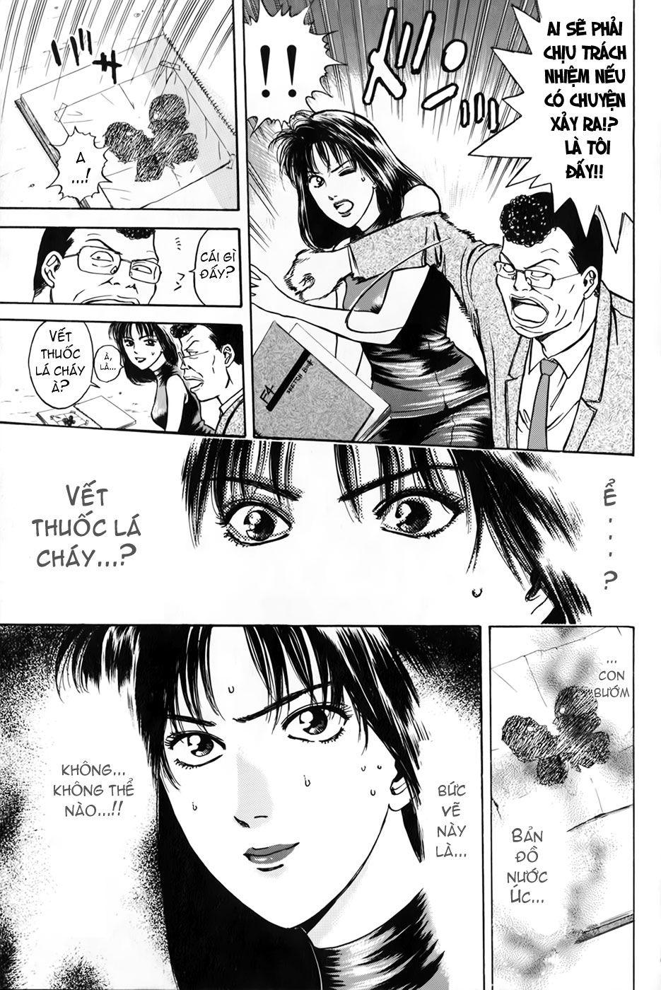 Psychometrer Eiji chapter 22 trang 13
