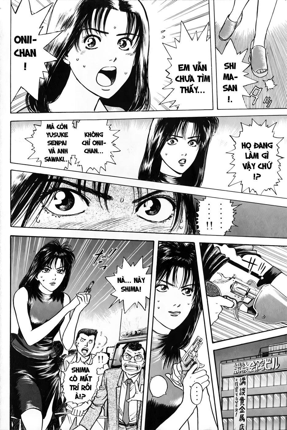 Psychometrer Eiji chapter 22 trang 16