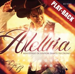 Diante Do Trono 13 - Aleluia (2010)Play Back