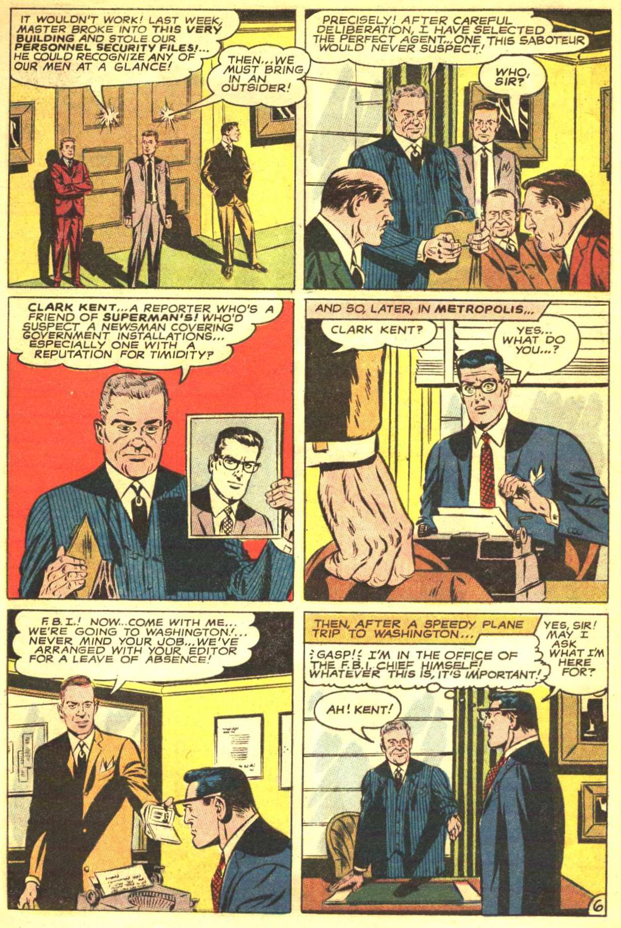 Action Comics (1938) 348 Page 6