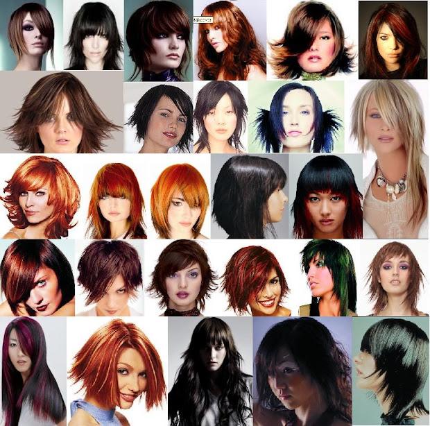 hair styles in winter