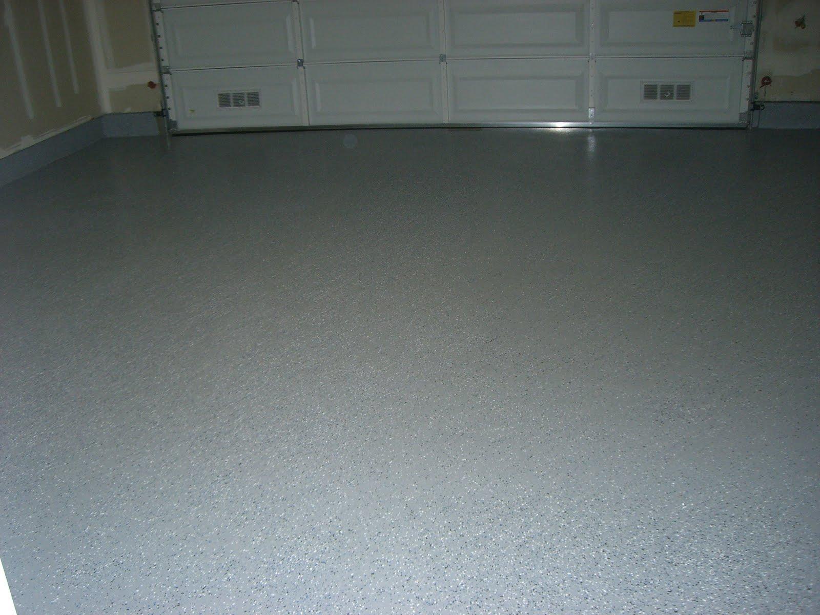 The Mariano Project: Garage Floor Epoxy Coating