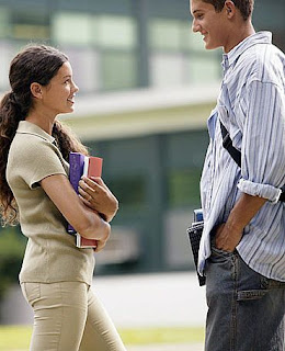 Signs of attraction body language signals