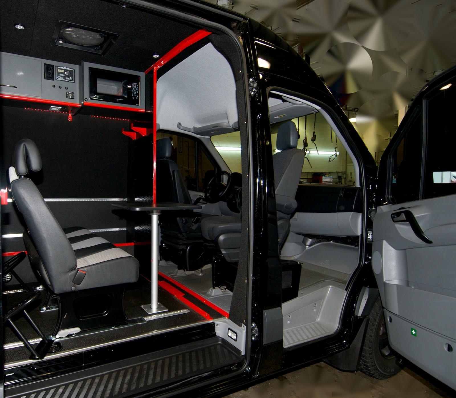 Outsidevan Outsidevan S Custom Van Conversions