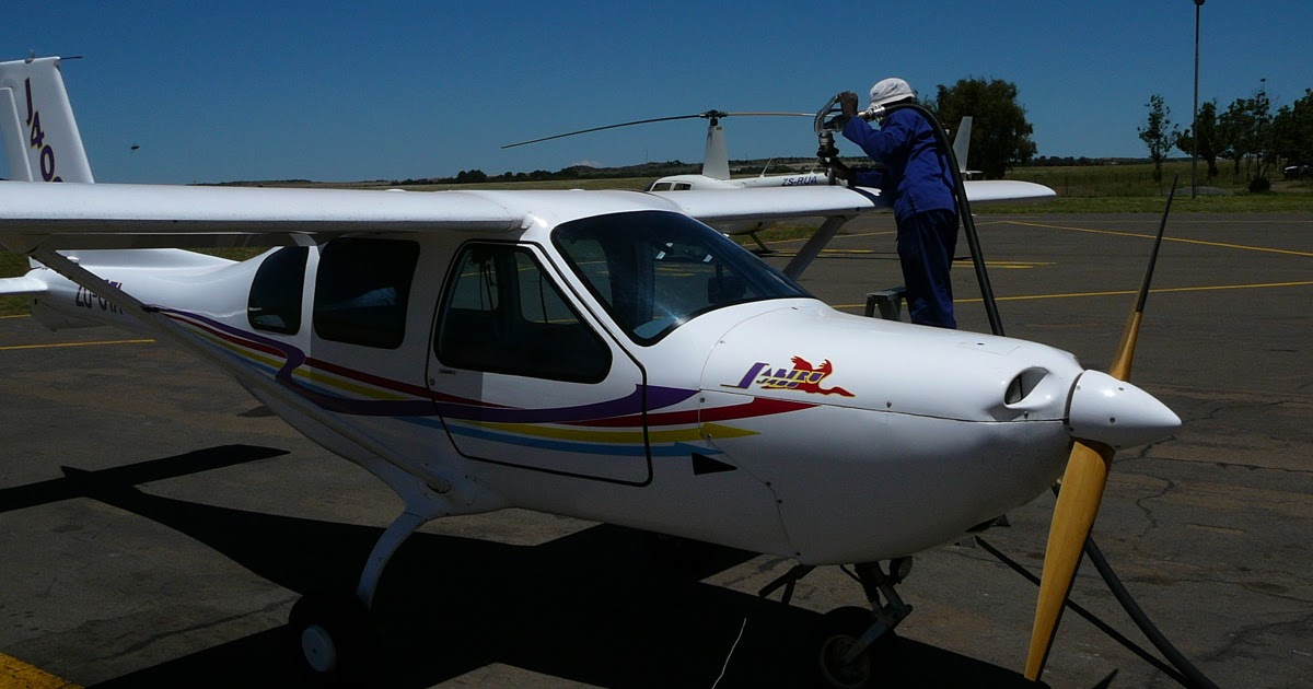 Where's Fab?: Flying the Jabiru J400 (FATP)