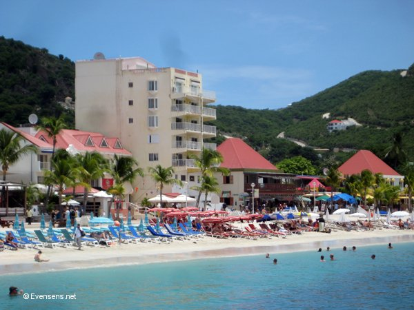 Day trip to St Barth's or Anguilla