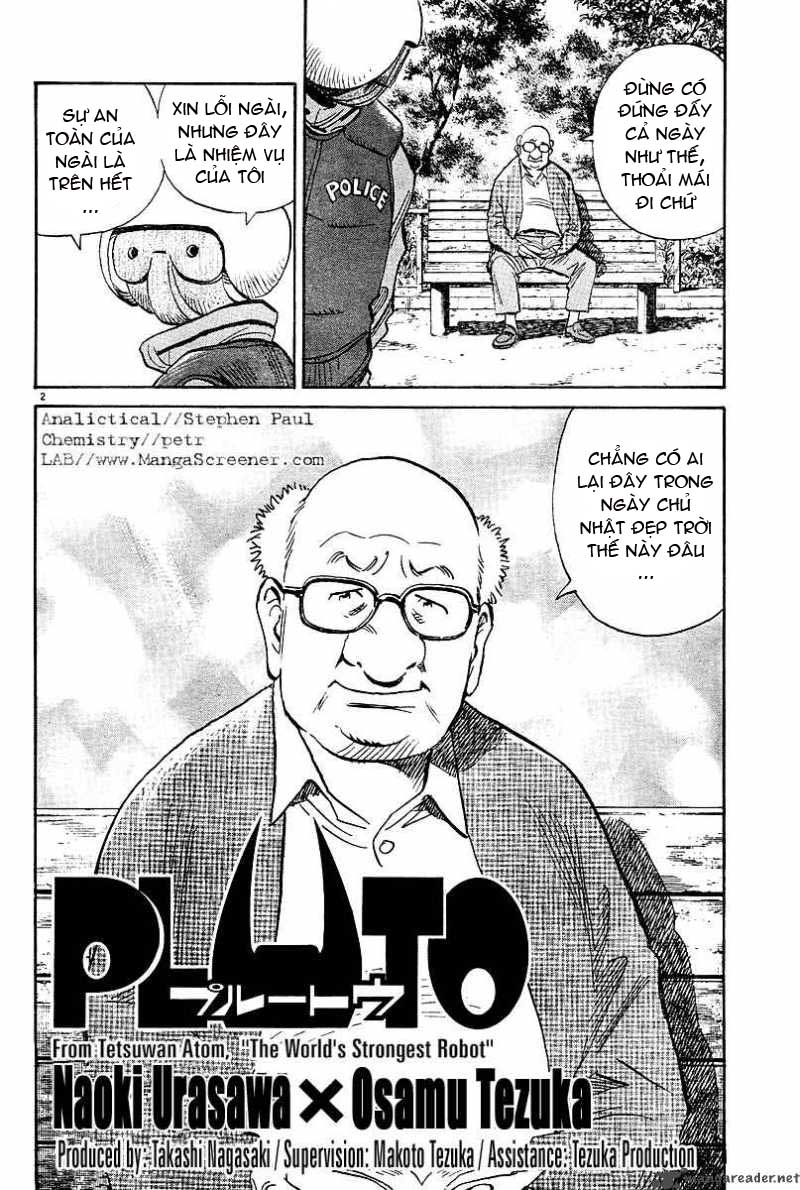 Pluto chapter 24 trang 3