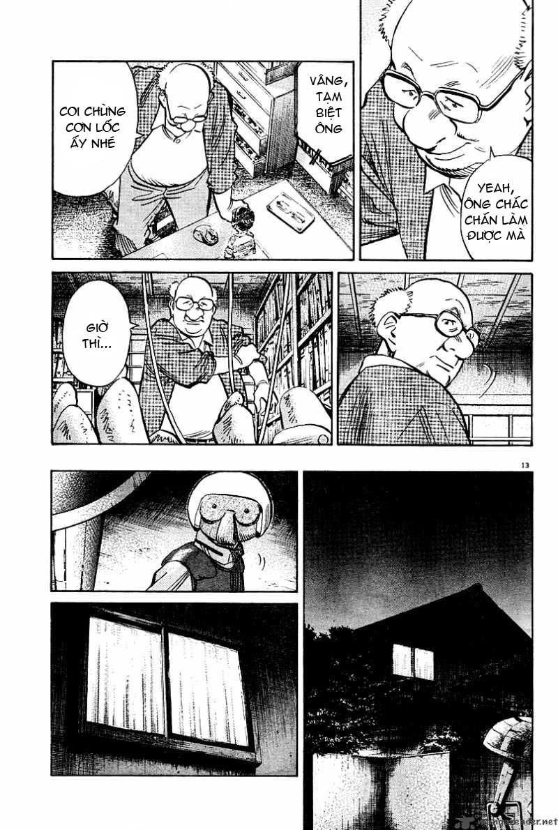 Pluto chapter 24 trang 14