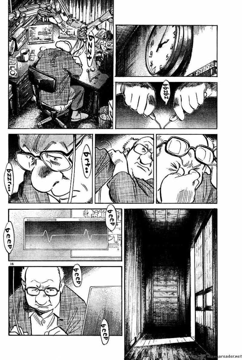 Pluto chapter 24 trang 17