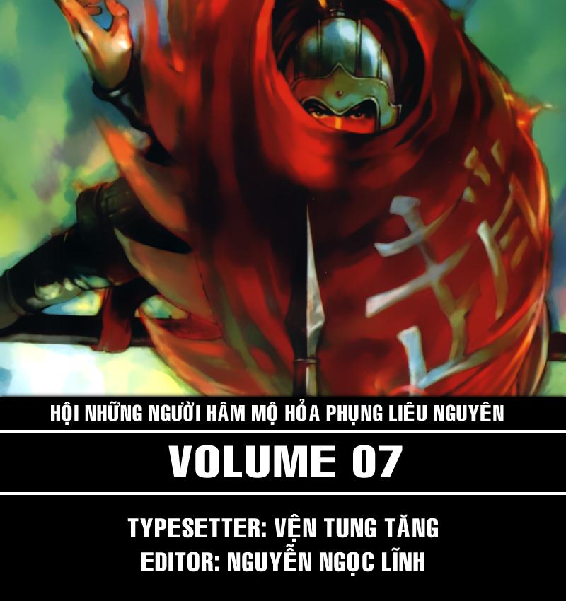 Hỏa Phụng Liêu Nguyên tập 52 - 1