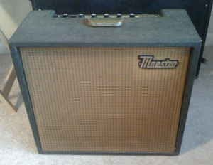 craigslist vintage guitar hunt vintage gibson maestro 18 watt tube amp in nw houston for 275. Black Bedroom Furniture Sets. Home Design Ideas