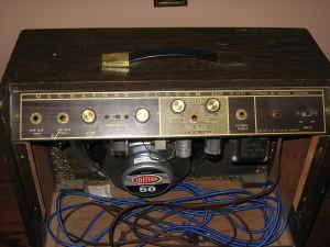 Craigslist Vintage Guitar Hunt Magnatone 410 Custom
