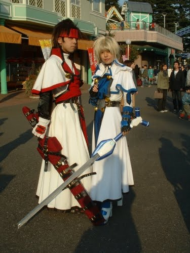 cosplay I-no