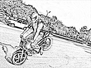 Bike And Car Stunts , photos , modified car and bikes