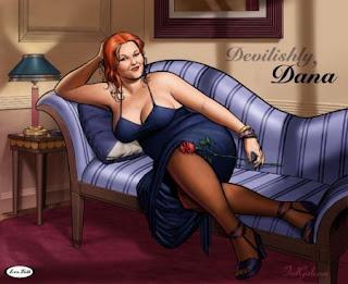 dibujos de mujeres gordas. Black Bedroom Furniture Sets. Home Design Ideas