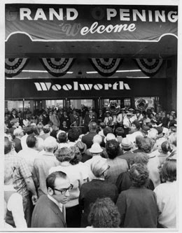 Shopping Days In Retro Boston: I Remember Woolworth's