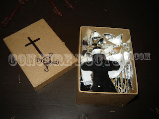 Dr  E 's Conjure Blog - Hoodoo at its best: Hoodoo Mirror Box Spell