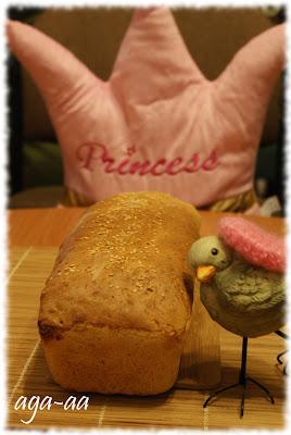 przepis na prosty chleb