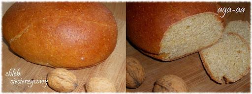 chleb z ciecierzycy