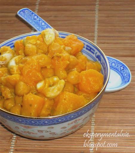 Curry z dynii