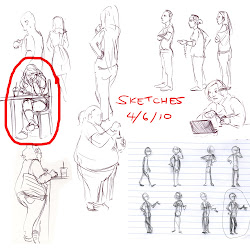 sitting reference pose anime