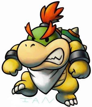 Mario Characters Bowser Jr