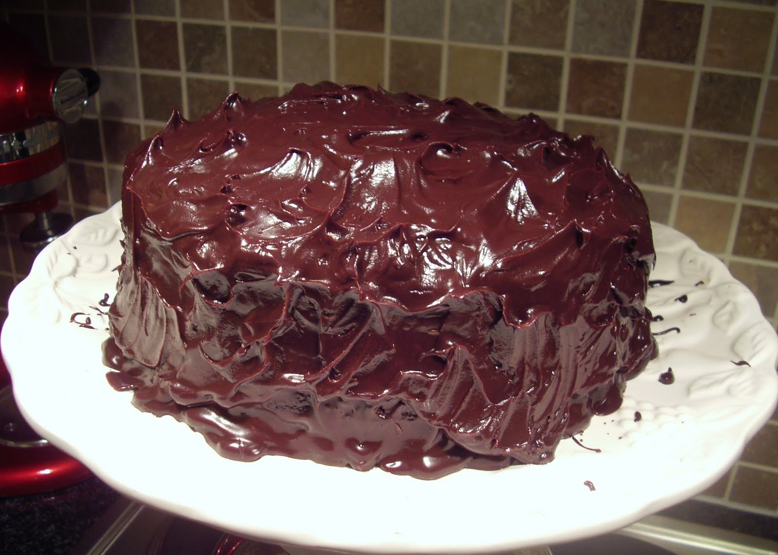 Nigella Chocolate Devil Cake