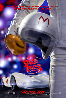 Speed Racer First Official Poster