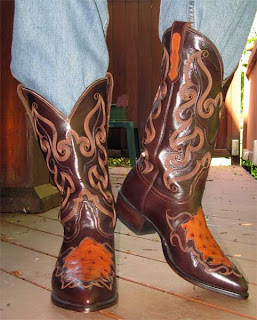 Mexican Boots | BHD's Musings