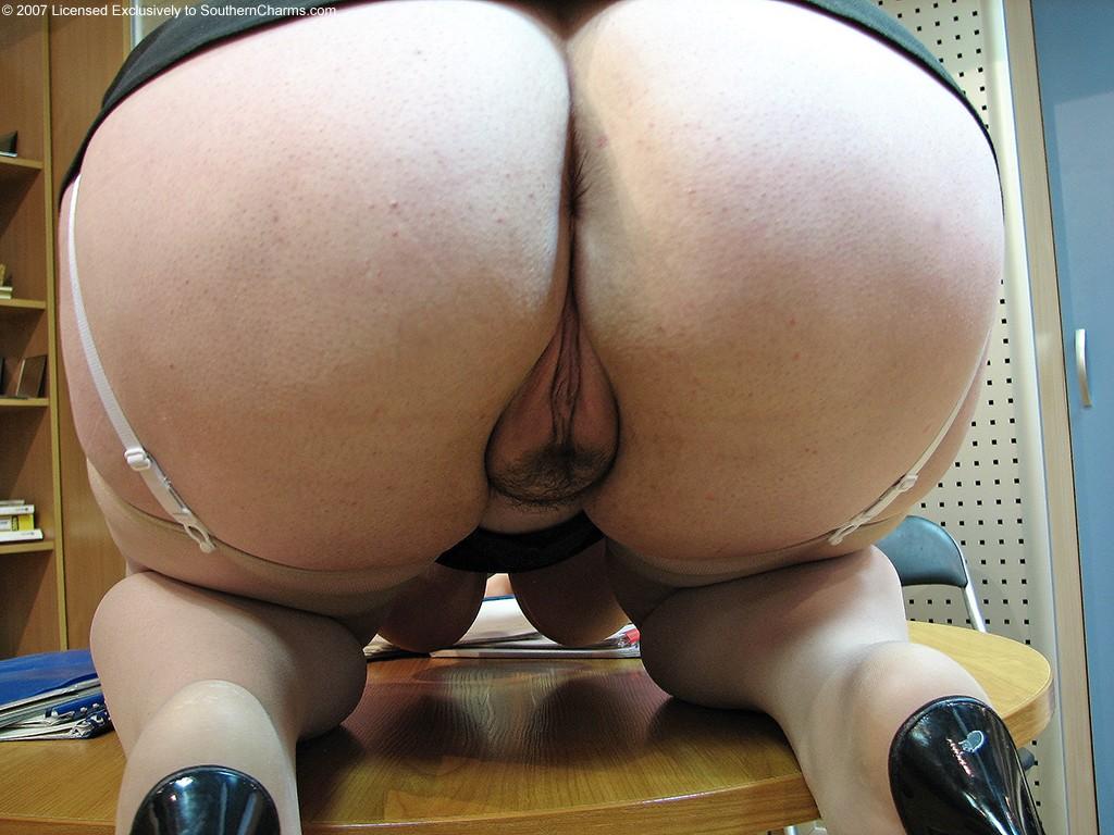 Ass chubby great