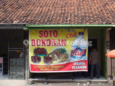 Image result for Soto Ayam Bokoran