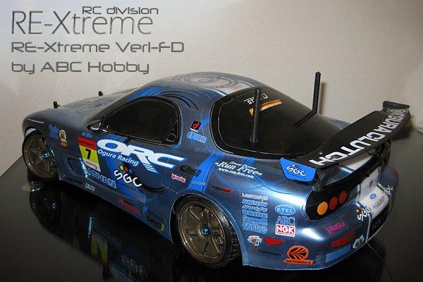 RE-Xtreme RC: 2009