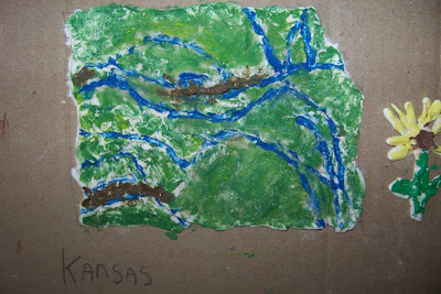 Mom Home: Climbing Kansas Mountains - Map Activity on water map of washington state, weather map of washington state, printable map of washington state,