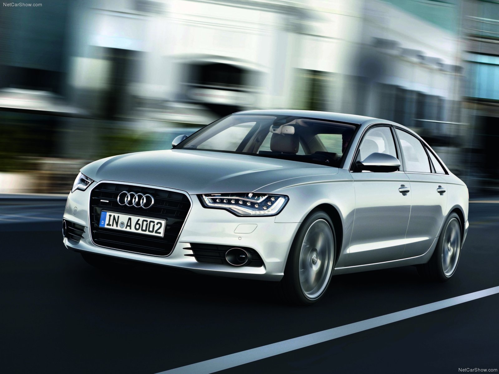 My New Mobil Munyuk Audi A6 2012 Stills And Wallpapers