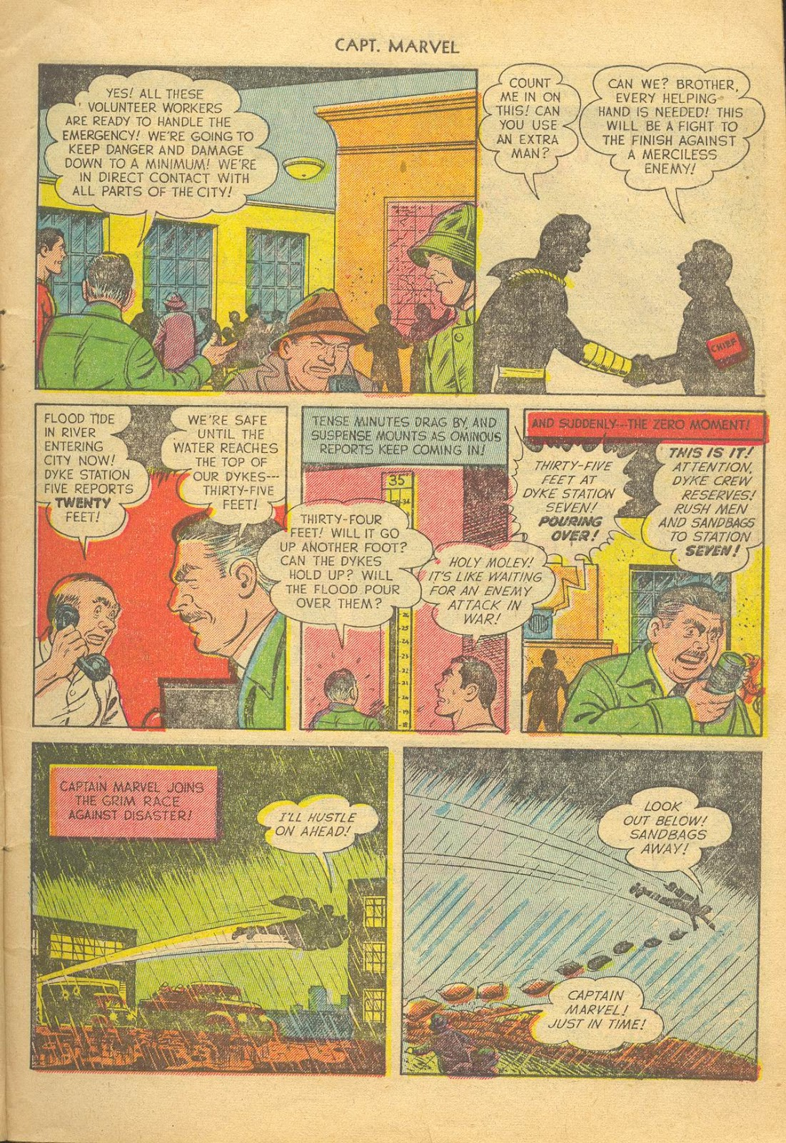 Captain Marvel Adventures issue 132 - Page 7