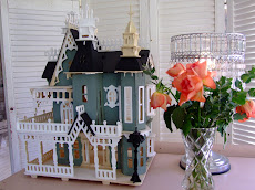 D is for Dollshouse