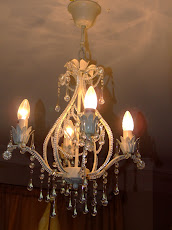 C is for Chandeliers