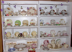B is for Bone China