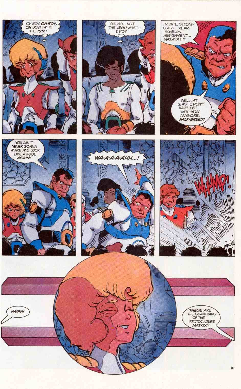 Robotech Special issue Full - Page 17
