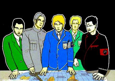HanHent The Big bang Theory T shirt Russia World Cotton